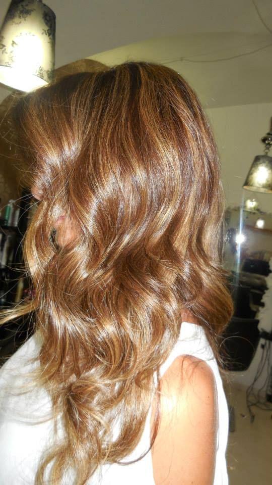 hair#highlights#summer