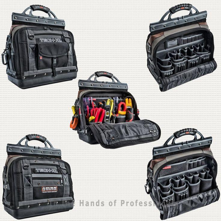 Service Tech Bag | Veto Pro Pac Tech XL Service Technician Bag w 80 Pockets New | eBay