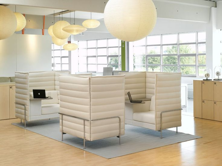 Vitra Offices licht en fris - Martin Cuypers BV