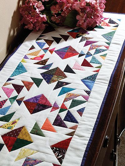 Quilt Pattern Books - Weekend Scrap Quilting