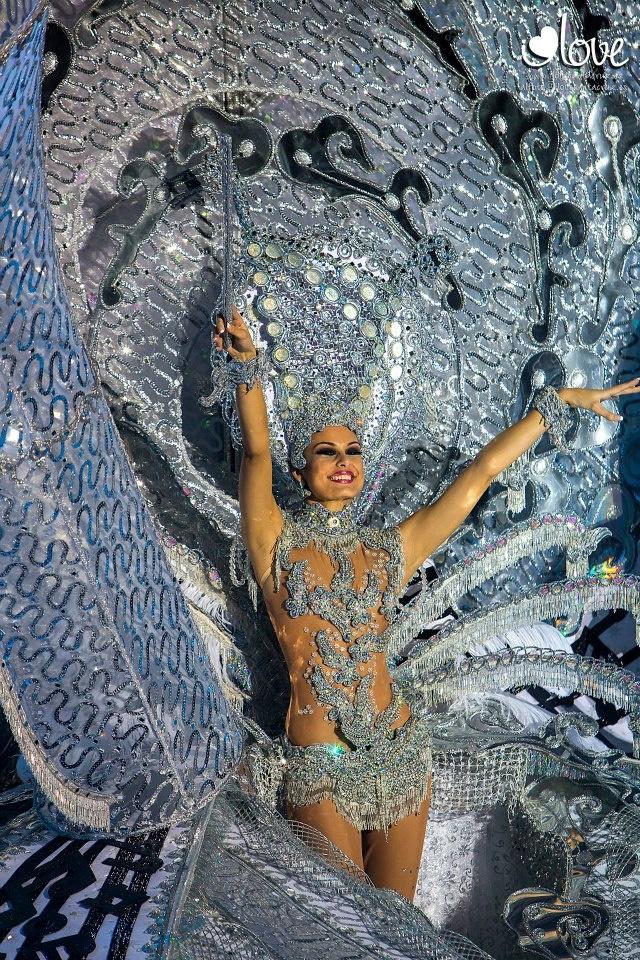 Reina Carnavales de Tenerife 2013