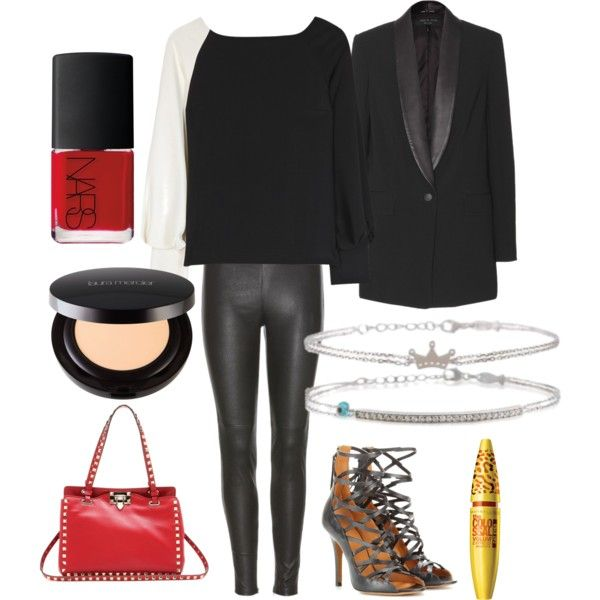 """""""Evening Chic with Kurshuni"""" by susie1971 on Polyvore"""