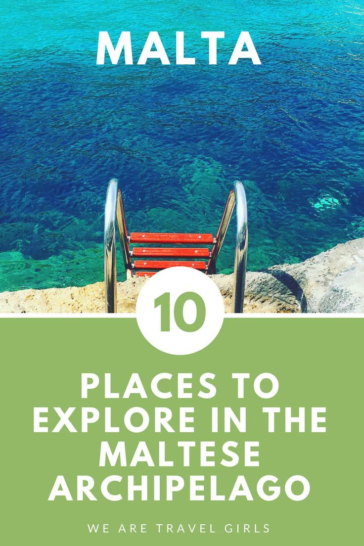 MALTA: 10 PLACES TO EXPLORE IN THE MALTESE ARCHIPELAGO  While only a tiny country, Malta is truly a historic wonderland. Here are ten things that should be on every Malta itinerary!