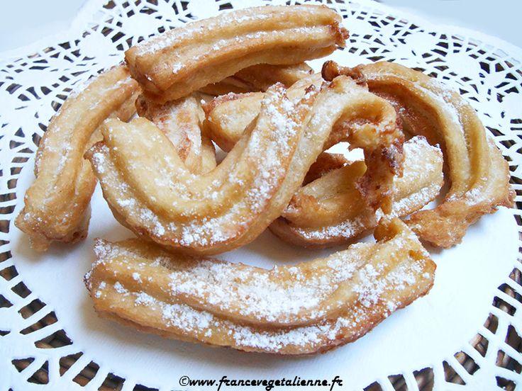 Chichi frégi (recette végane)