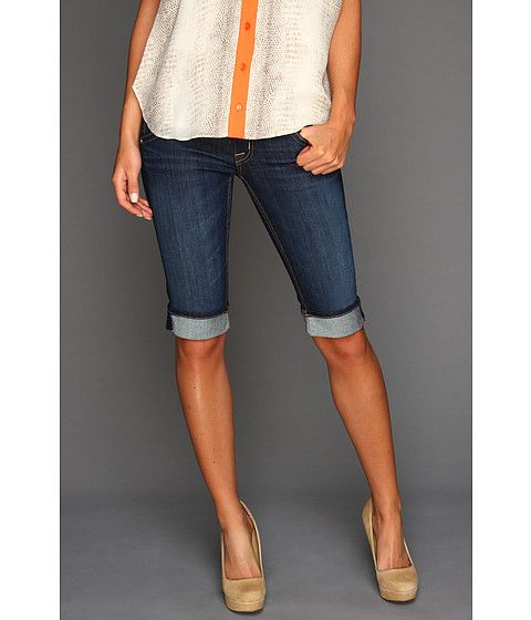 Hudson Palerme Knee Cuffed Short in Stella Stella - Zappos.com Free Shipping BOTH Ways