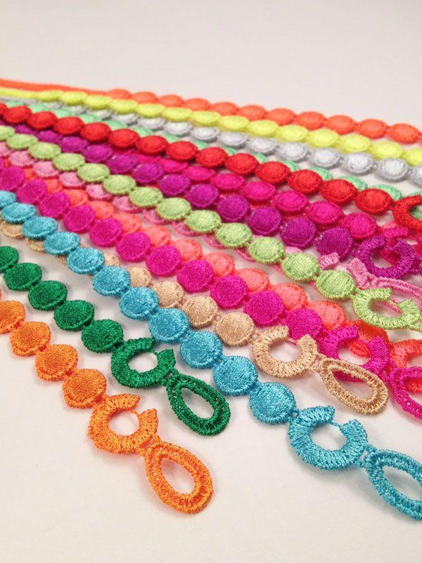 Cruciani bracelets !  Want!!
