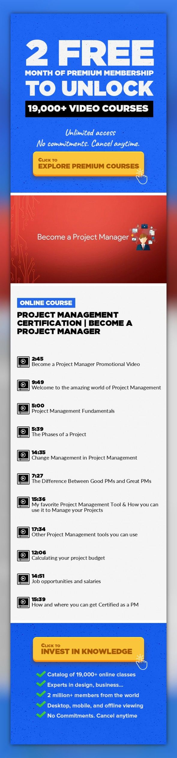 170 best online lessons internet safety images on pinterest project management certification become a project manager business management project management leadership fandeluxe Choice Image