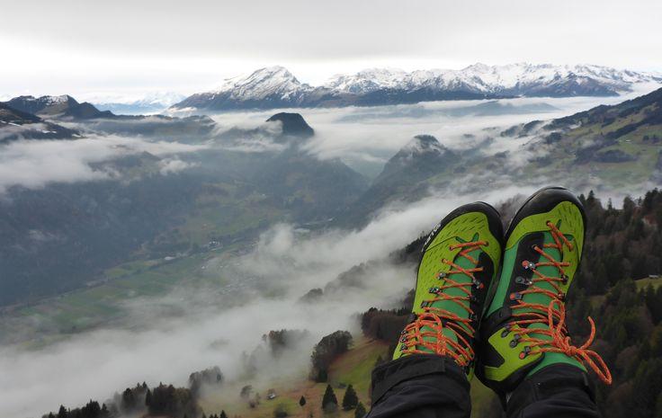 Test Salewa Vultur http://wp.me/p2x69e-m6E #Bergschuhe #HochtourenBergsteigen #Salewa #WandernTrekking #TestsSchuhe #ichliebeberge