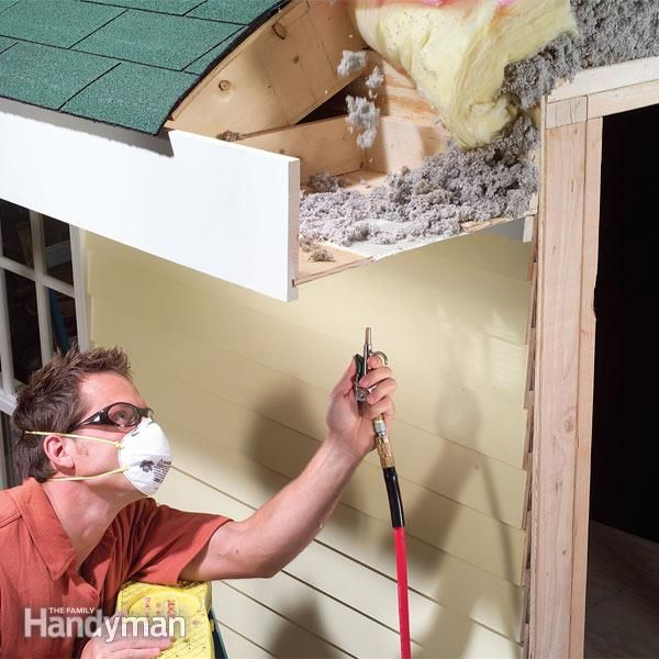 how to create soffit ventilation