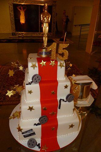 15 anos decoração hollywood - Pesquisa Google