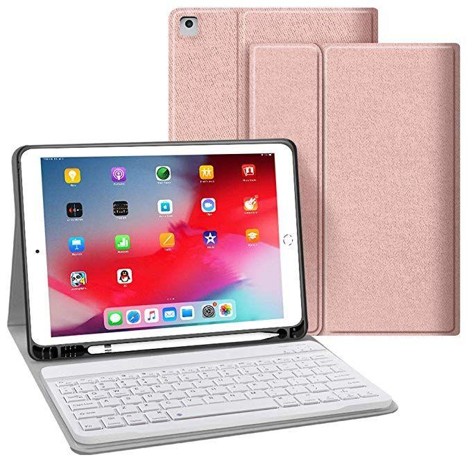 Amazon Com Juqitech Keyboard Case 9 7 For Ipad Pro 9 7 Ipad 2018 6th Gen 2017 5th Gen Ipad Air 2 1 Premium Pu Leathe Tablet Keyboard Keyboard Case Ipad Air 2