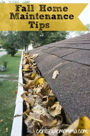 As fall quickly approaches, there are a few chores you need to do around the house to get ready for winter. Check out these 9 Fall Home Maintenance Tips to help you get the jobs done and save money on future repairs.