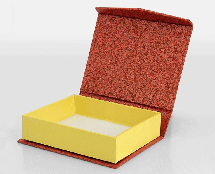 Rectangular Hard Cardboard Paper Gift Box With Lids - Buy Paper ...