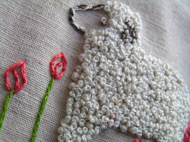 Best images about french knot on pinterest hand