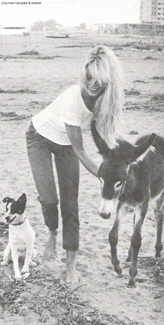 Brigitte Bardot ~B&W Photography~