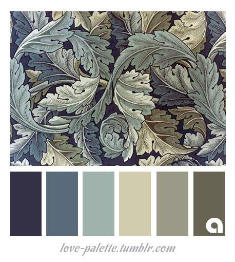 Colors, Palettes & Hues