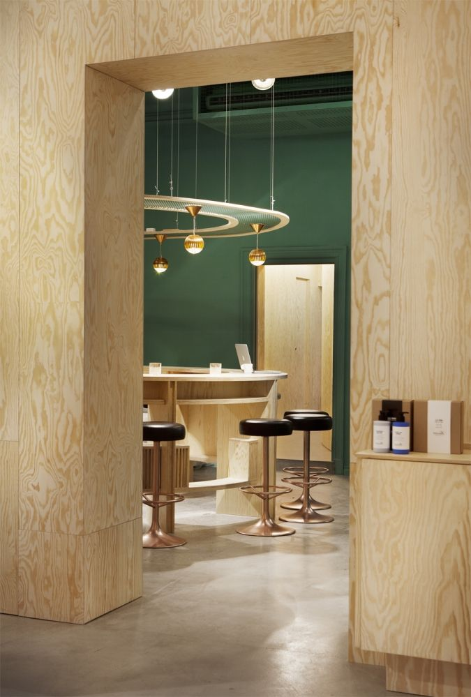 DaySpa by Tobias Ollén and Alexander Thorstrand.
