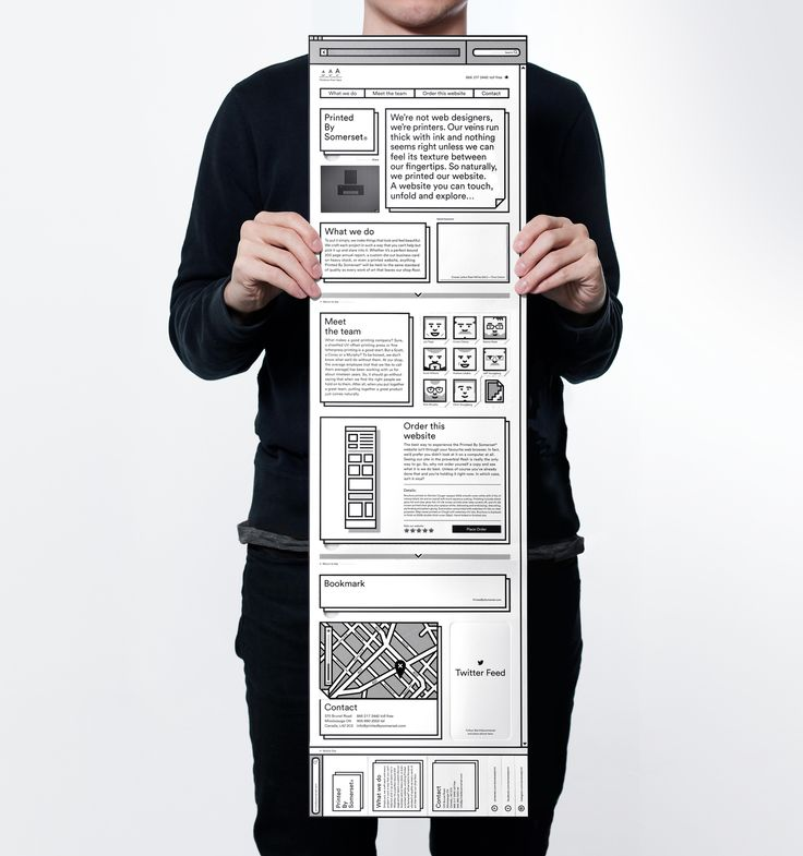 Logo, stationery, print and website by Leo Burnett Toronto for print production studio Somerset