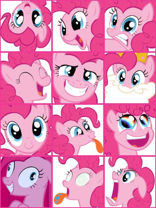my little pony friendship is magic | Pinkie Pie icons - My Little Pony Friendship is Magic Photo (25520283 ...