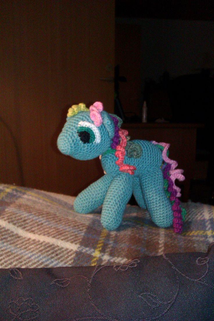 My Little pony eller måske en dromedar