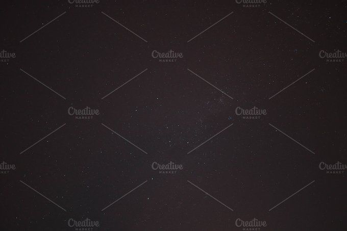 Amazing night with stars by NotJustVisual on @creativemarket