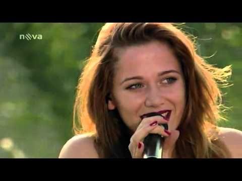 SuperStar 2015 : 2 Super výběr: Emma Drobná a Daniel Křížka ( Falling Slowly) - YouTube