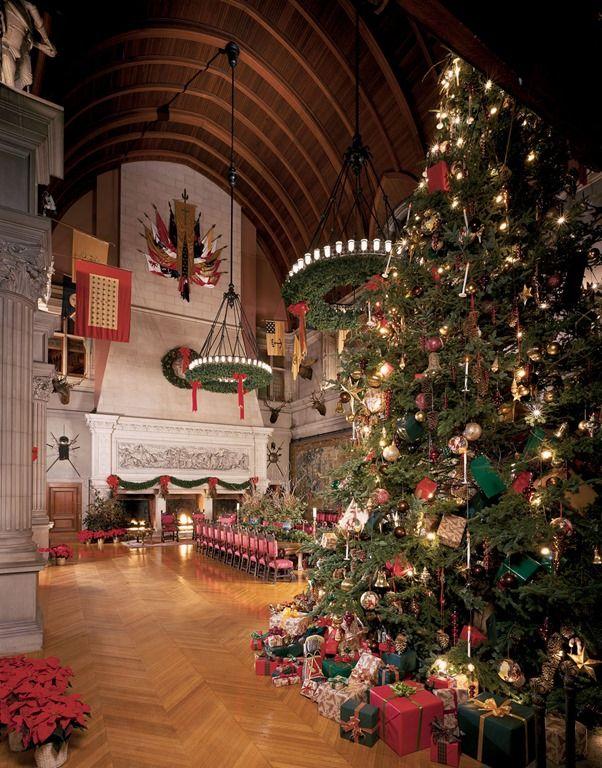 164 best BILTMORE ESTATE Christmas images on Pinterest | Biltmore ...