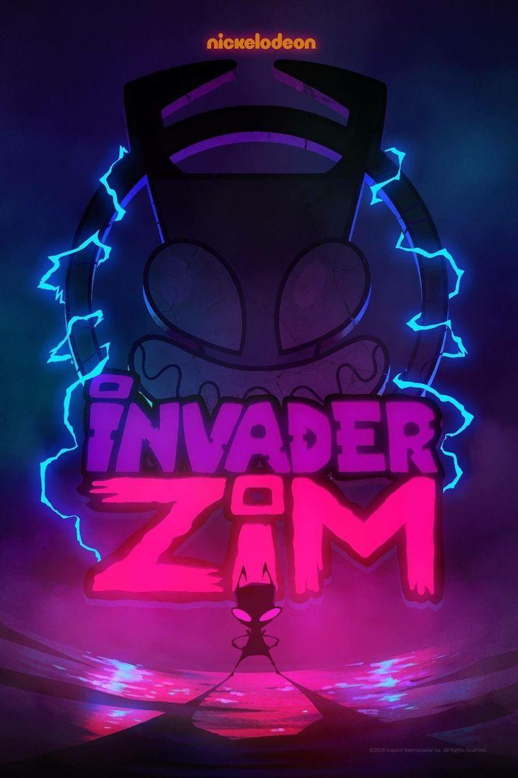 Invader Zim Enter The Florpus Invader Zim Invader Zim Characters Nickelodeon