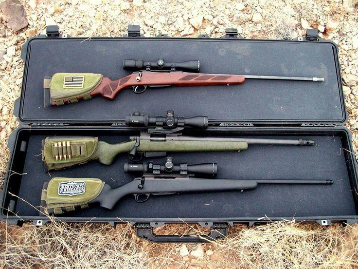 Tikka T3 hunting tool.