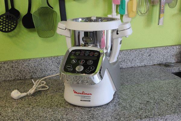 Mon avis sur le cuisine companion de moulinex le miam cuisine - Nouveau robot moulinex ...