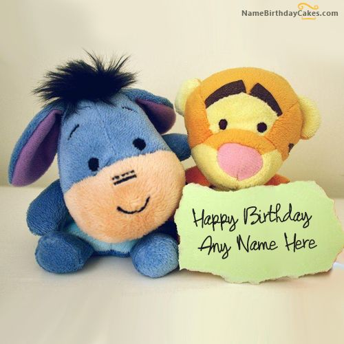 The 25 best Cute birthday wishes ideas – Eeyore Birthday Cards