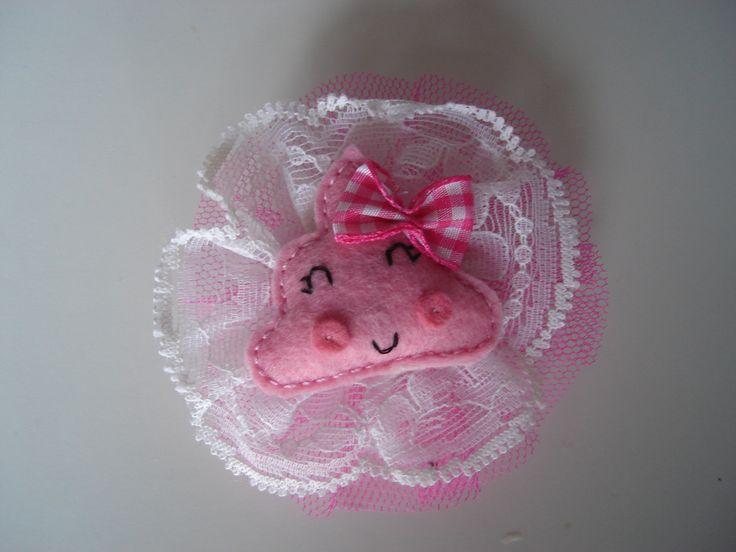 little pink felt