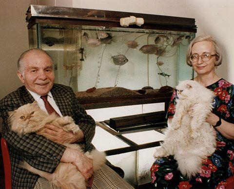 Herb & Dorothy Vogel