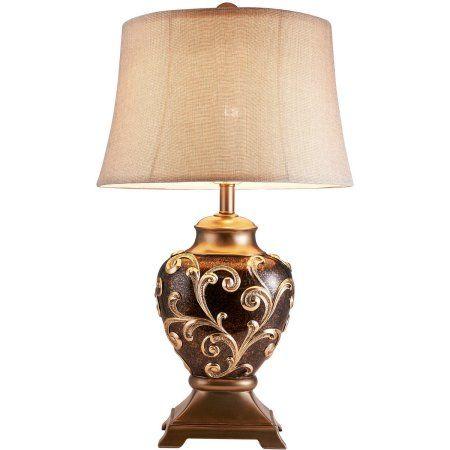 29 5 Odysseus Baroque Table Lamp Walmart Com Table Lamp Lamp Elegant Table Lamp