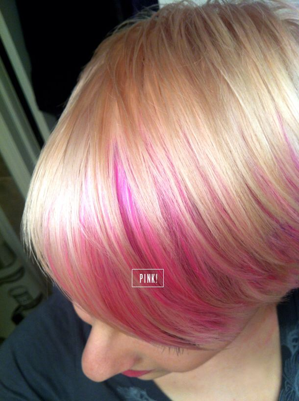 64 best hair images on pinterest hairstyle beautiful and chignons my new do platinum blush pixie haircut with pink highlights dutchie love pmusecretfo Choice Image