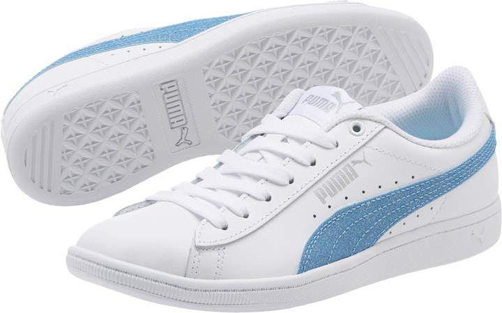 Puma Vikky Glitz FS JR Sneakers #PUMA