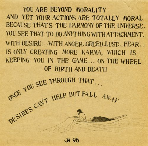 jessiebaylin:  from the most precious book i own -  Remember, Be Here Now by Ram Dass