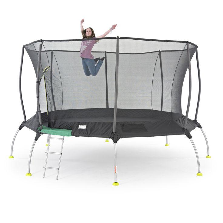 TP TOYS - Genius surroundsafe trampoline 4.27m - Bubbalove