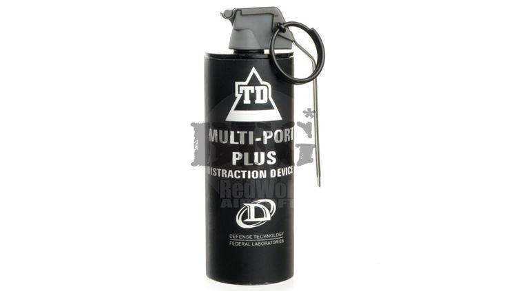 Пиротехника : Deep Fire STUN Distraction Grenade шумова граната