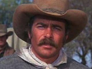 Glenn Corbett - famous for John Wayne Movies - Chisum