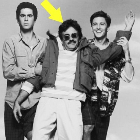 "Terry Kiser played the lifeless Bernie Lomax in the 1989 comedy ""Weekend at Bernie's."""