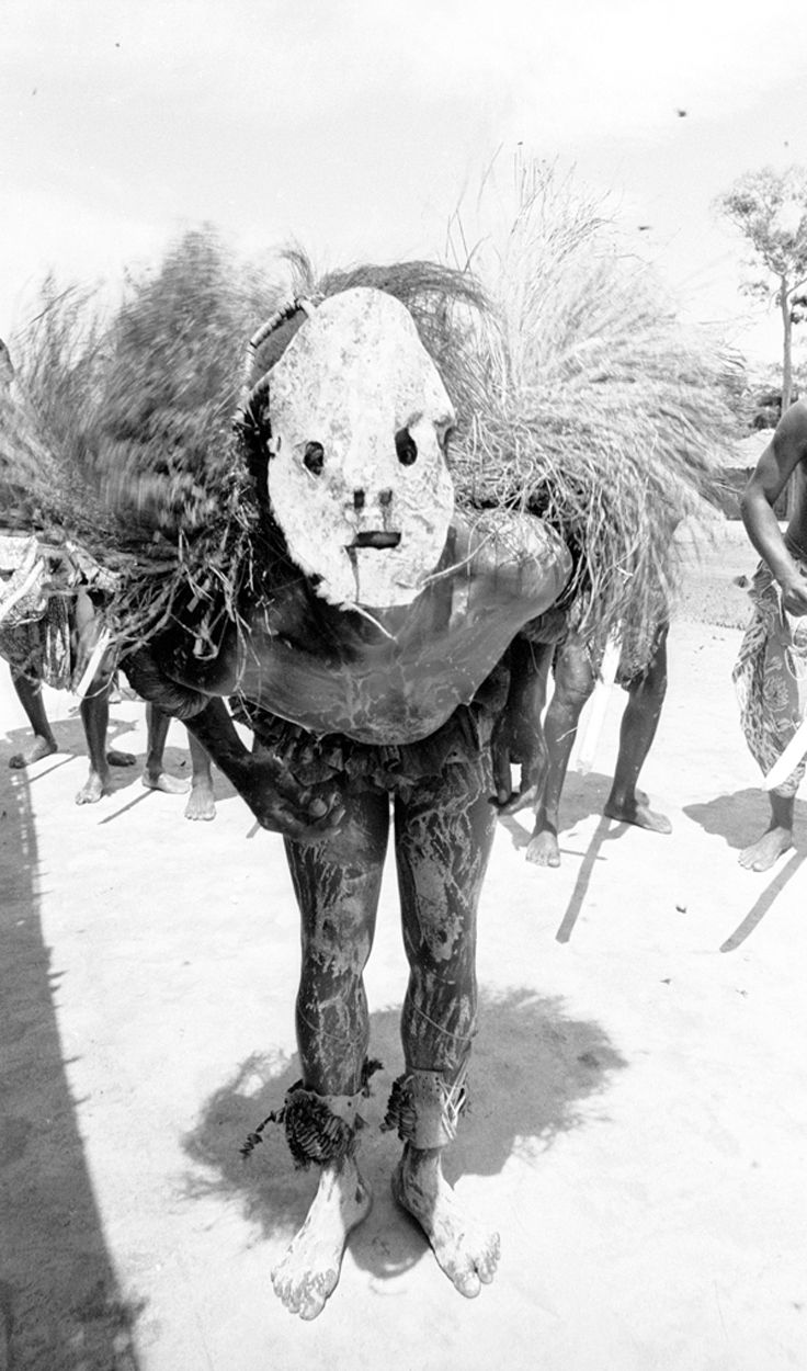 Africa | Initiation rituals among Ndaka people. Near Epulu, Ituri Forest, Democratic Republic of Congo. 1972 | ©Eliot Elisofon