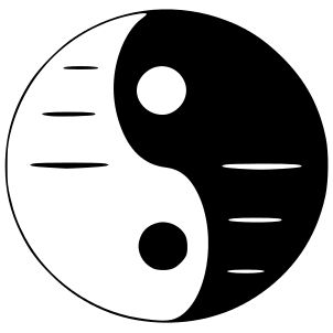 Symbol used by the American Temple of Hmongism. Hmongism, or Ua Dab, is the ethnic religion of the Hmong people. https://en.wikipedia.org/wiki/Ua_Dab