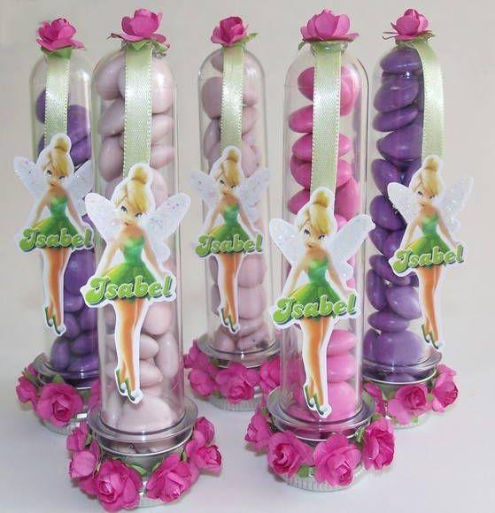 Tubo de ensaio decorado com mini rosas e recorte com o tema da festa.    **** Valor sem o recheio****      Qualquer dúvida, contate-nos através do link CONTATAR VENDEDOR.