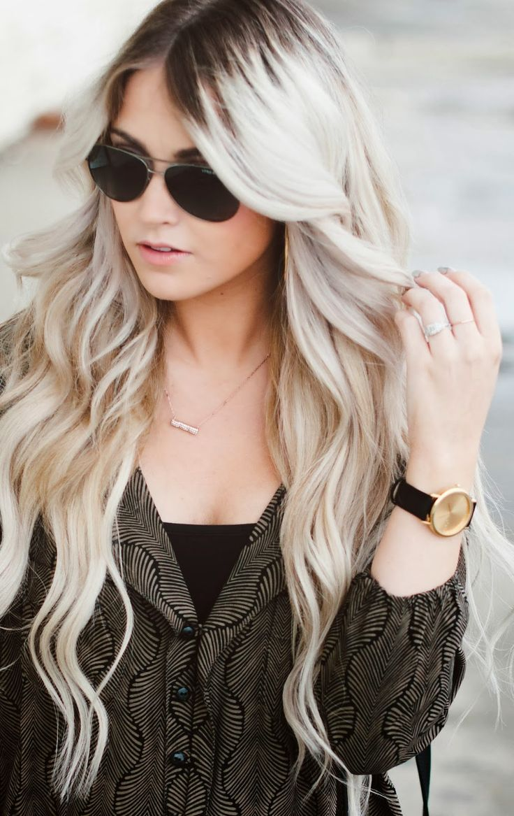 Swell 25 Best Ideas About Blonde With Dark Roots On Pinterest Dark Hairstyles For Men Maxibearus