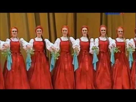 """Russia is famous for its dances and dancers. Here are a couple of examples performed by the beautiful ladies of the """"Beryozka"""" ensamble, (and a few blokes). ..."""