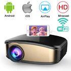 Wireless WiFi ProjectorWeton Portable Mini LED Video Projector Full HD 1080P SD … Wireless WiFi ProjectorWeton Portable Mini LED Video Projector Full HD 1080P SD <a class=