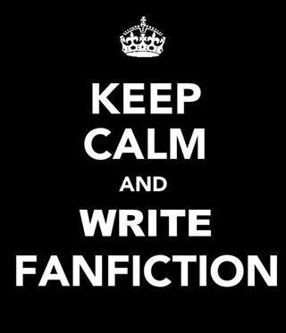 #Fanfics #Fanfiction #KeepCalm