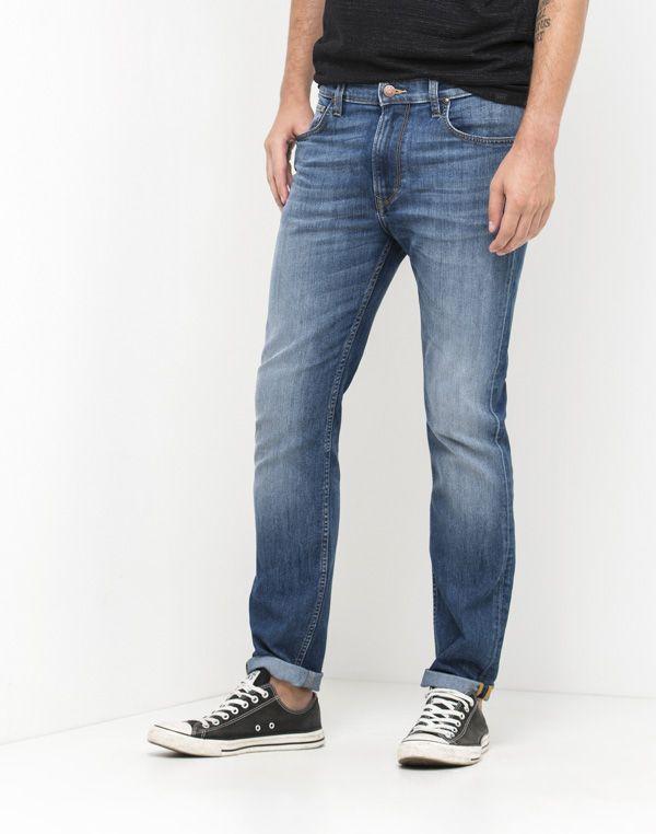Rider Regular Waist Slim Leg | Urban Blue