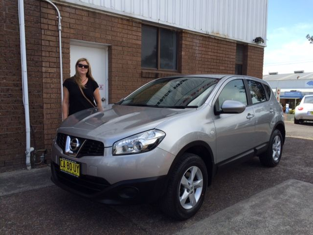 Sally picked up her new car today. Congrats and thanks for visiting www.motorvehiclewholesale.com Cardiff NSW 2285.